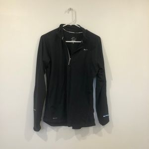 Nike Dri Fit Half Zip Top